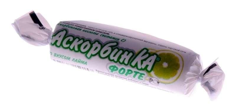 АСКОРБИН КА ФОРТЕ таблетки для рассасывания 10 шт.