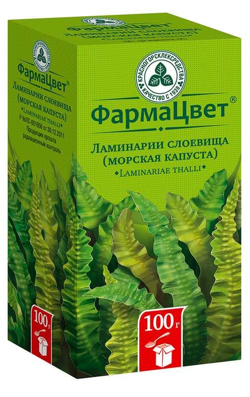 Ламинария (морская капуста) 100г, фото №1