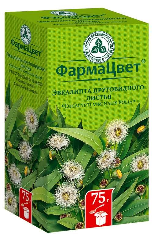 Эвкалипт лист 75г, фото №1