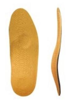 Стельки ортопед.10 ос размер 38 крейт, фото №1