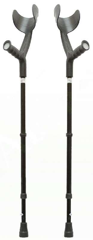 Аверсус костыли локтевые с подлокотником с упс арт.26у 2 шт., фото №1