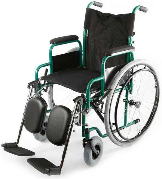 Барри кресло-коляска инвалидная серия 1600 арт.1618с0304spu, фото №1