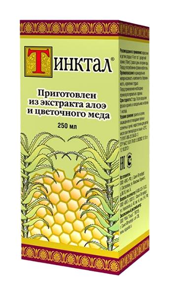 Тинктал сироп сироп 250мл, фото №1