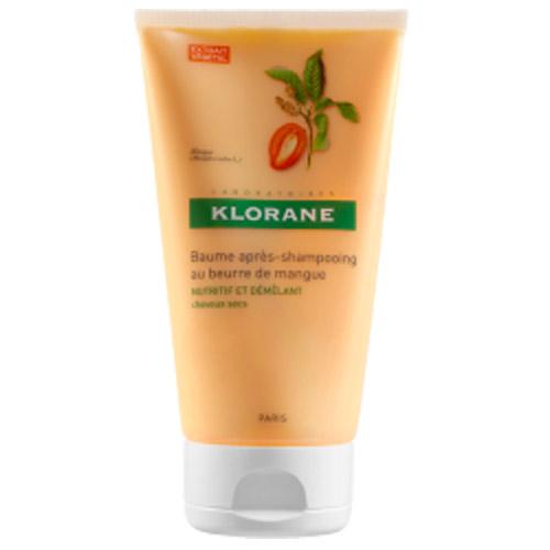Клоран бальзам для сухих и поврежденных волос с маслом манго 150мл, фото №1