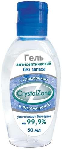 Кристал зона гель антисептический 50мл, фото №1