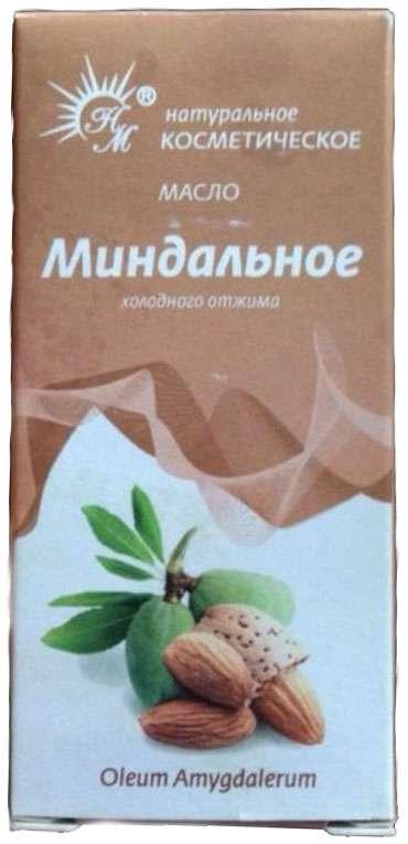Масло миндальное косметическое 30мл, фото №1