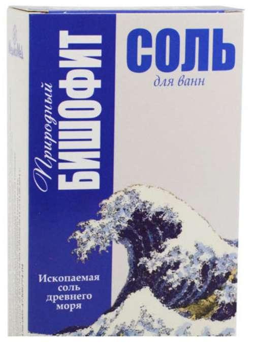 Бишофит соль для ванн 180г, фото №1