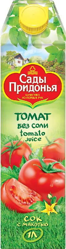 Сады придонья сок томатный 1л, фото №1