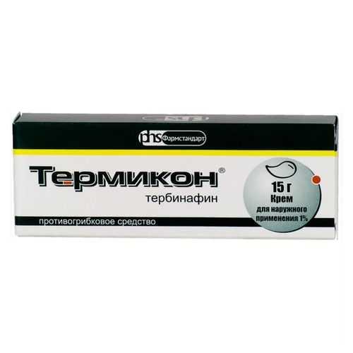 Термикон 1% 15г крем для наружного применения, фото №1