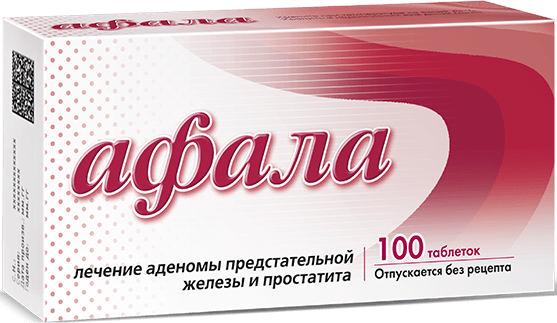 АФАЛА таблетки для рассасывания 100 шт.