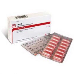 ТАРКА таблетки 2 мг+180 мг 28 шт.