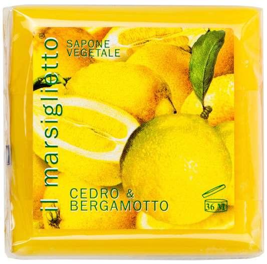 Нести данте мыло лимон/бергамот 100г, фото №1