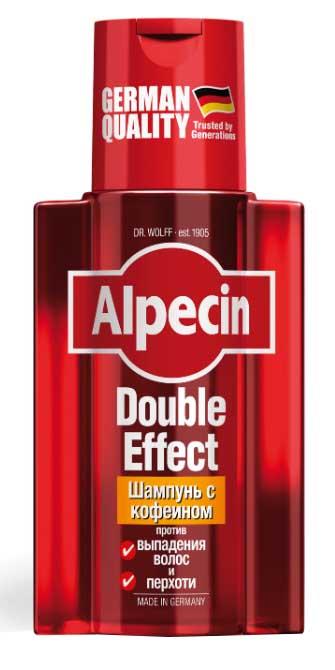 Альпецин шампунь против выпадения волос и перхоти с кофеином 200мл, фото №1