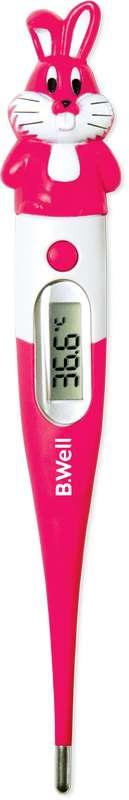 Би велл термометр электронный wt-06 флекс кролик, фото №1