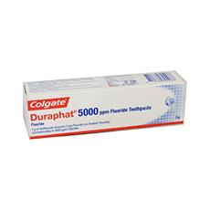 Колгейт зубная паста дюрафат 5000ppm 51г