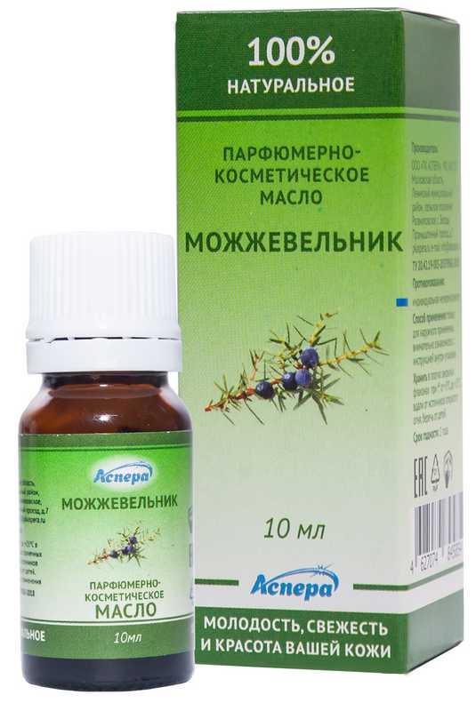 Аспера масло парфюмерно-косметическое можжевельник 10мл, фото №1