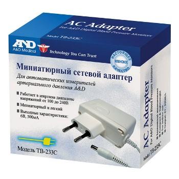 Анд адаптер для тонометра un-233-01, фото №1