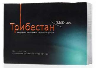 Трибестан 180 шт. таблетки покрытые пленочной оболочкой