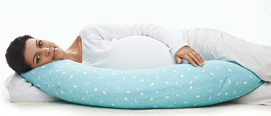 Трелакс подушка ортопедическая для беременных и кормящих п23, фото №3