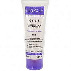 Урьяж жин-8 гель для интимной гигиены успокаивающий 100мл