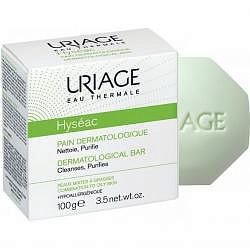 Урьяж исеак мыло без мыла мягкое дерматологическое 100г