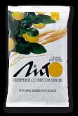 Лито отруби пшеничные хрустящие с кальцием и лимоном 200г