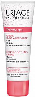Урьяж толедерм крем для лица увлажняющий успокаивающий для нормальной/чувствительной кожи 50мл