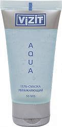 Визит гель-смазка аквагель увлажняющая 50мл