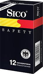 Сико презервативы сафети 12 шт.