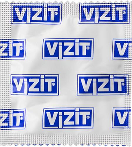 Визит презервативы ароматизированные и цветные 12 шт., фото №2