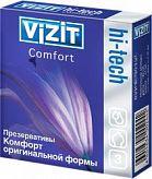 Визит презервативы хай-тэк комфорт n3