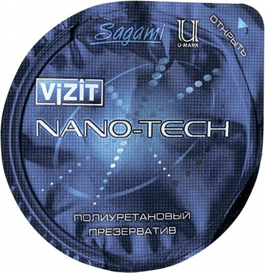 Визит презервативы нано-тэк полиуретановые 2 шт., фото №2