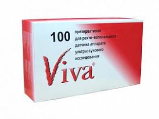 Вива презервативы для узи 100 шт.