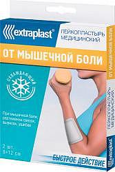 Экстрапласт пластырь при мышечной боли 8х12 2 шт.