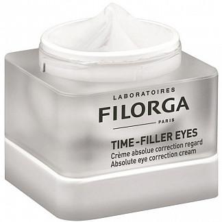 Филорга тайм-филлер крем д/глаз корректирующий 15мл
