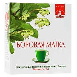 Боровая матка напиток чайный 25г