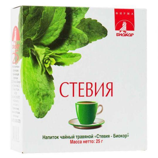 Стевия напиток чайный 25г, фото №1