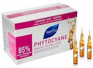 Фито фитоциан средство от выпадения волос 7,5мл 12 шт.