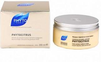 Фито фитоцитрус маска восстанавливающая и сохраняющая цвет для окрашенных волос 200мл