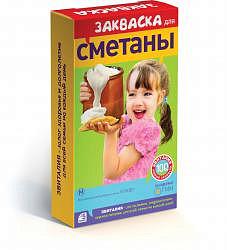 Эвиталия закваска сметана 2г 5 шт. пакет