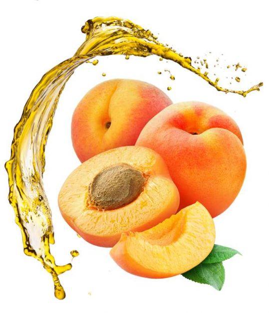 Масло абрикосовое косметическое 25мл, фото №1