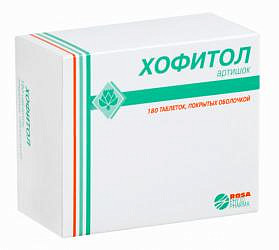 Хофитол 180 шт. таблетки покрытые оболочкой