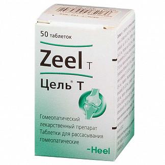 Цель т 50 шт. таблетки biologische heilmittel heel gmbh