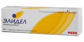 Элидел 1% 15г крем для наружного применения