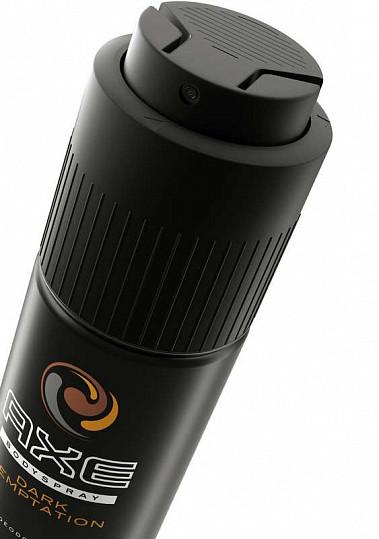 Акс дезодорант-аэрозоль дарк темптейшн 150мл, фото №3