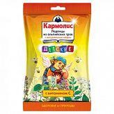 Кармолис леденцы детские мед/витамин с  75г dr. a.&l. schmidgall