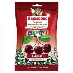Кармолис леденцы детские мед/витамин с/вишня 75г dr. a.&l. schmidgall