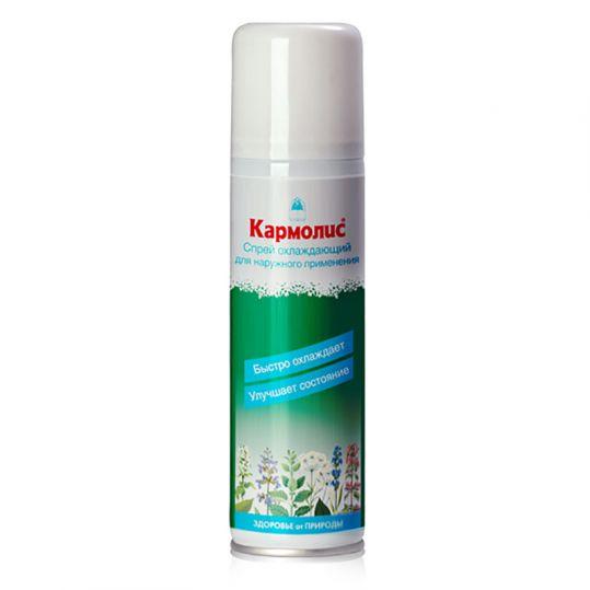 Кармолис спрей охлаждающий 200мл, фото №1