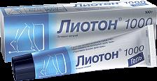 Лиотон 1000 100г гель