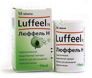 Люффель н 50 шт. таблетки biologische heilmittel heel gmbh